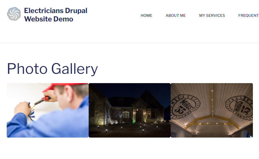 How to create a Photo gallery in Drupal